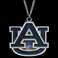 Auburn Tigers Logo Chain Necklace NCCA College Sports CN42