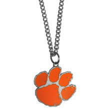 Clemson Tigers Logo Chain Necklace NCCA College Sports CN69
