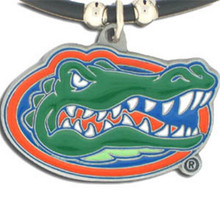 Florida Gators Cord Pendant Necklace NCCA College Sports CPR4
