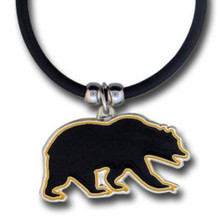 Cal Berkeley Bears Cord Pendant Necklace NCCA College Sports CPR56