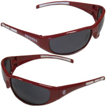Indiana Hoosiers Wrap Sunglasses NCCA College Sports 2CSG39