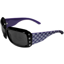 Kansas State Wildcats Rhinestone Designer Sunglasses NCCA College Sports CSG15W