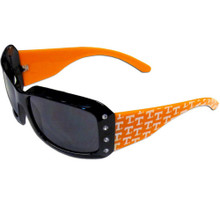 Tennessee Volunteers Rhinestone Designer Sunglasses NCCA College Sports CSG25W