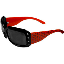 Texas Tech Raiders Rhinestone Designer Sunglasses NCCA College Sports CSG30W