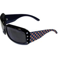 Auburn Tigers Rhinestone Designer Sunglasses NCCA College Sports CSG42W