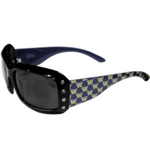 Washington Huskies Rhinestone Designer Sunglasses NCCA College Sports CSG49W