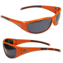 Auburn Tigers Wrap Sunglasses NCCA College Sports 2CSG42