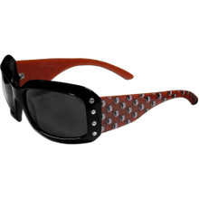 Florida State Seminoles Rhinestone Designer Sunglasses NCCA College Sports CSG7W