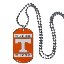 Tennessee Volunteers Dog Tag Necklace NCCA College Sports CTN25