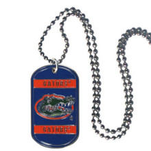 Florida Gators Dog Tag Necklace NCCA College Sports CTN4