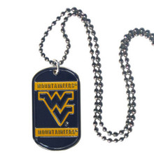 Virginia Tech Hokies Dog Tag Necklace NCCA College Sports CTN61