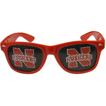 Nebraska Cornhuskers Game Day Shades NCCA College Sports CWGD3