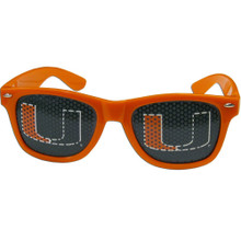 Miami Hurricanes Game Day Shades NCCA College Sports CWGD6