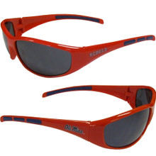 Mississippi Rebels Wrap Sunglasses NCCA College Sports 2CSG59