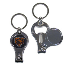 Chicago Bears 3 in 1 Key Chain