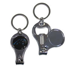 Carolina Panthers 3 in 1 Key Chain
