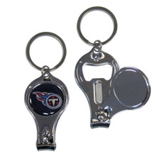 Tennessee Titans 3 in 1 Key Chain