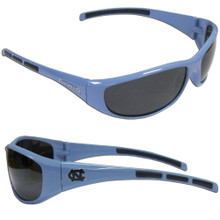North Carolina Tar Heels Wrap Sunglasses NCCA College Sports 2CSG9