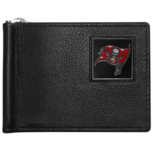 Tampa Bay Buccaneers Bill Clip Wallet MLB Baseball FBCW030