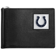Indianapolis Colts Bill Clip Wallet MLB Baseball FBCW050