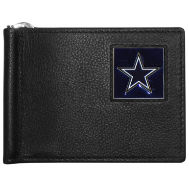 Dallas Cowboys Bill Clip Wallet MLB Baseball FBCW055