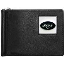 New York Jets Bill Clip Wallet MLB Baseball FBCW100