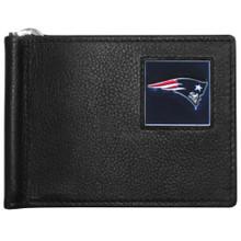 New England Patriots Bill Clip Wallet MLB Baseball FBCW120
