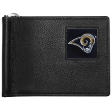 St. Louis Rams Bill Clip Wallet MLB Baseball FBCW130