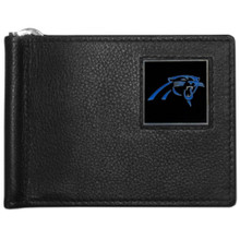 Carolina Panthers Bill Clip Wallet MLB Baseball FBCW170