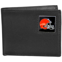 Cleveland Browns Black Bifold Wallet