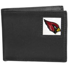 Arizona Cardinals Black Bifold Wallet