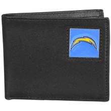 San Diego Chargers Black Bifold Wallet