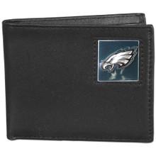 Philadelphia Eagles Black Bifold Wallet