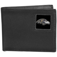 Baltimore Ravens Black Bifold Wallet