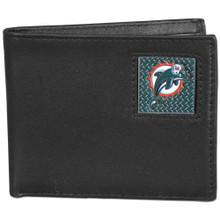 Miami Dolphins Gridiron Bifold Wallet