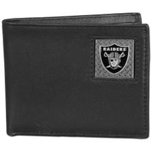 Oakland Raiders Gridiron Bifold Wallet