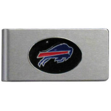 Buffalo Bills Brushed Money Clip