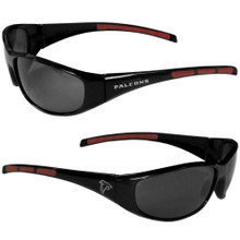 Altanta Falcons Wrap Sunglasses