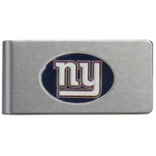 New York Giants Brushed Money Clip