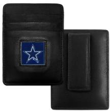 Dallas Cowboys Card Holder Money Clip Wallet FCH055