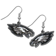 Philadelphia Eagles Chrome Dangle Earrings FDE065N
