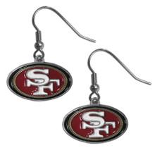 San Francisco 49ers Dangle Earrings FDE075