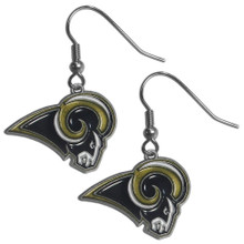 St. Louis Rams Dangle Earrings FDE130