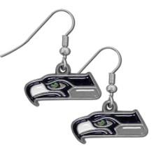 Seattle Seahawks Dangle Earrings FDE155