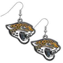Jacksonville Jaguars Dangle Earrings FDE175