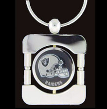 Oakland Raiders Executive Key Chain FEK125