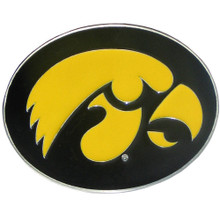 Iowa Hawkeyes Logo Belt Buckle NCCA College Sports 2SCB52