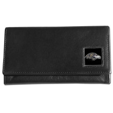 Baltimore Ravens Black Women's Leather Wallet FFW180