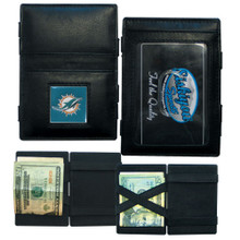 Miami Dolphins Jacob's Ladder Wallet FJL060