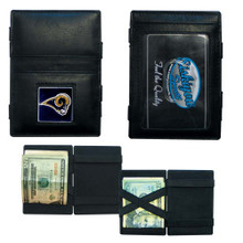 St. Louis Rams Jacob's Ladder Wallet FJL130